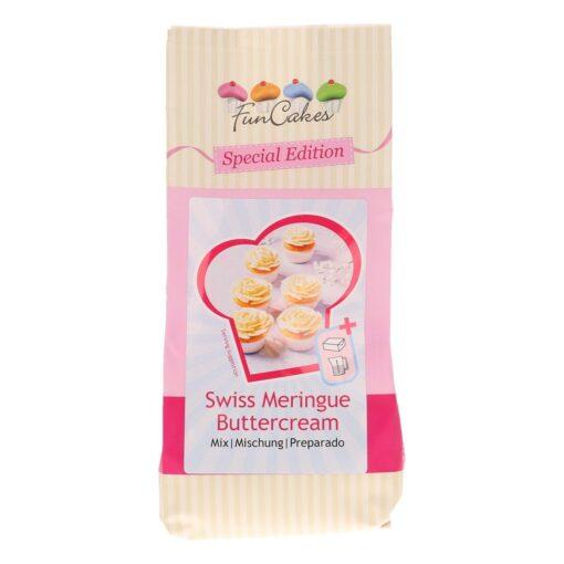 Amestec Special pentru Buttercream -400 g- FunCakes