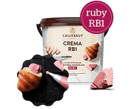CREMA DE CIOCOLATA RB1 RUBY
