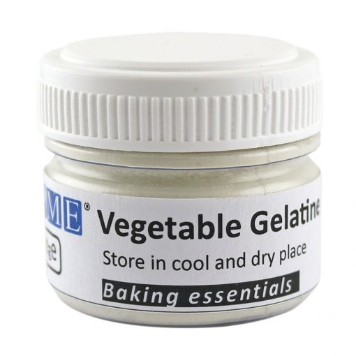 Gelatină vegetală--20g PME Baking Essentials