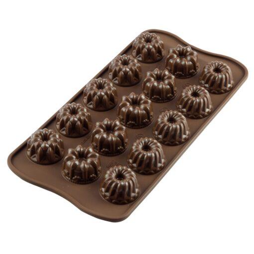 Formă silicon ciocolată- Fantasia-Silikomart