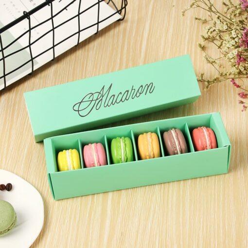 Cutie macarons verde