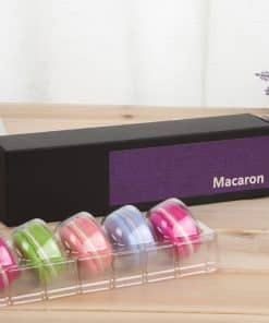 cutii macarons