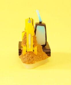 Lumaare tort escavator 3D