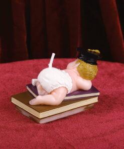 Lumânare Tort 3D - Baby Culcat - Anyta Cooking