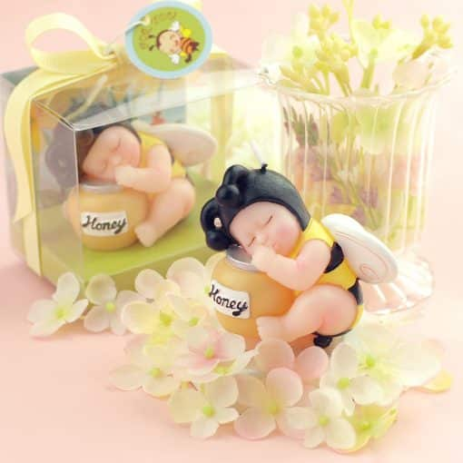 Lumanare tort 3d bebelus