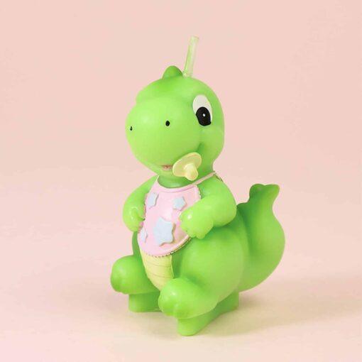 Lumanare tort 3D dinosaur