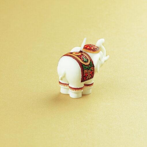 Lumanare tort 3D Elefant