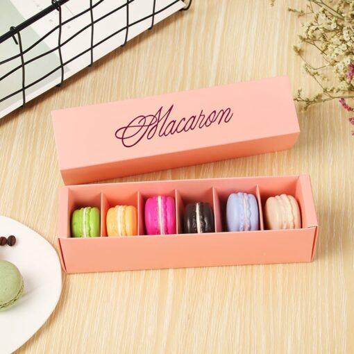 Cutie macarons roz