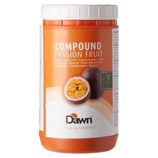Pasta Aromatizanta Fructul Pasiunii ,Compound Passion Fruit,1 kg - Dawn