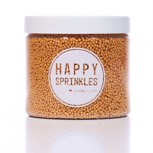 Gold Simplicity -90 g - Happy Sprinkles