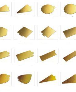 Discuri monoportii aurii