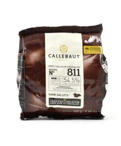 Ciocolata Neagra - 54,5% cacao - 400 gr. - Barry Callebaut®