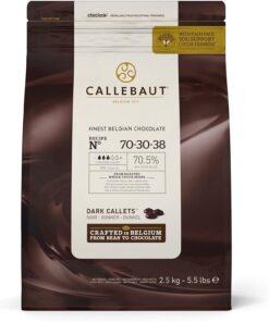 ciocolata neagra callebaut