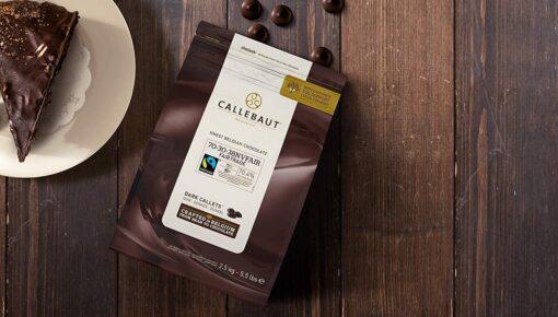 Ciocolata Neagra -70.5% Cacao - 2,5kg - Callebaut®