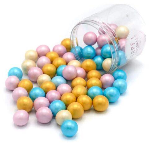 Shiny Pastells XXL 135 g - Happy Sprinkles