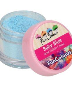 Colorant pudra comestibila Funcakes – Albastru Baby