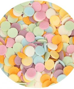 Mix mini confetti XL pastel-55g-Funcakes