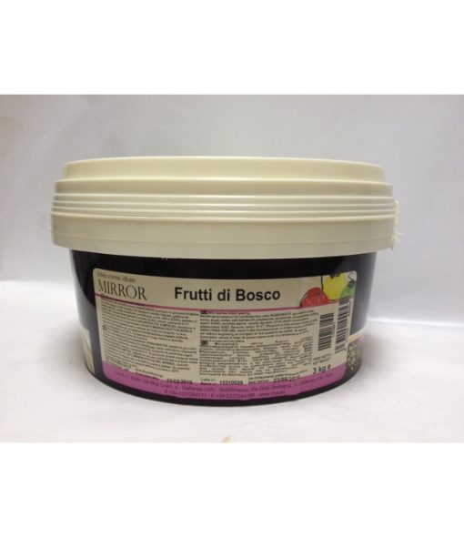 Glazura Oglinda Fructe de Padure - 3 kg - IRCA