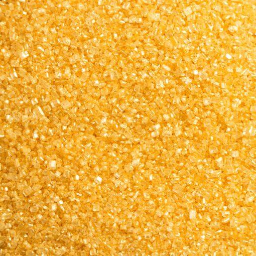 Zahar sclipicios-Auriu-100 gr-Decora
