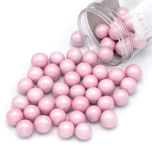 Choco Crunch Pink XXL - 500 g - Happy Sprinkles