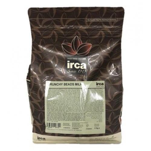 Orez extrudat glazurat cu ciocolată cu lapte - 2 kg - Irca