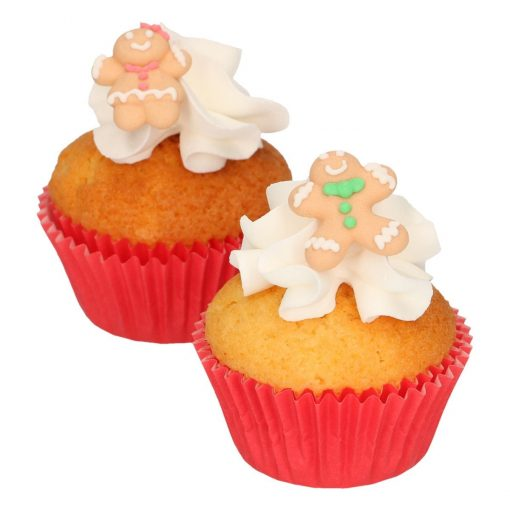 Set 8 buc decor comestibil din zahar-Figurine 3D Turta Dulce-Funcakes
