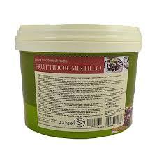 Fruttidor Mirtillo - Umplutură de AFINE - 3,3 kg - Irca