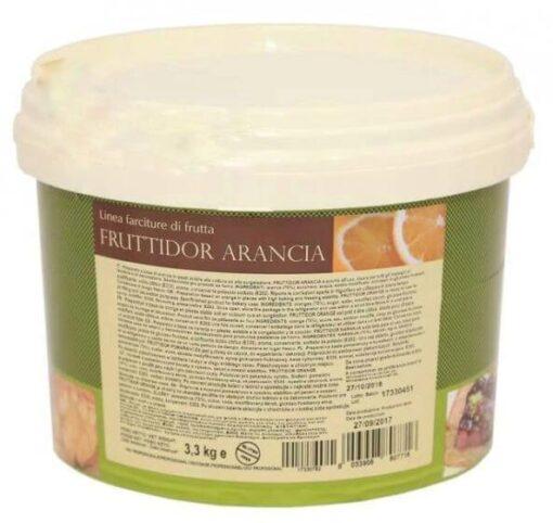 Fruttidor Arancia - Umplutură de PORTOCALE - 3,3 kg - Irca