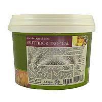 Fruttidor Tropical- Umplutură de FRUCTE TROPICALE - 3,3 kg - Irca