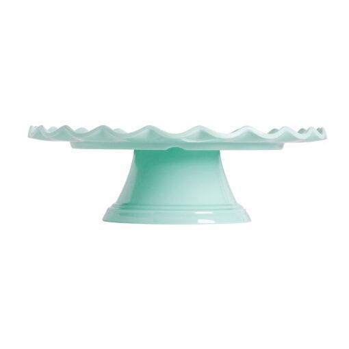 Suport de Tort culoare menta-27,5 cm-MINT WANE-A Little Lovely Company
