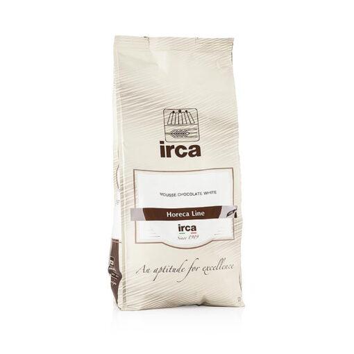 Mousse Ciocolată ALBĂ - 1 kg - Irca