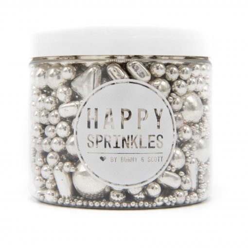 Silver Explosion 195 gr - Happy Sprinkless