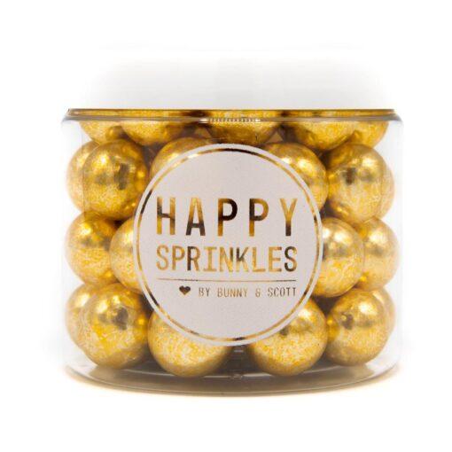 Vintage Gold Choco Crunch XXL - 130 g - Happy Sprinkles