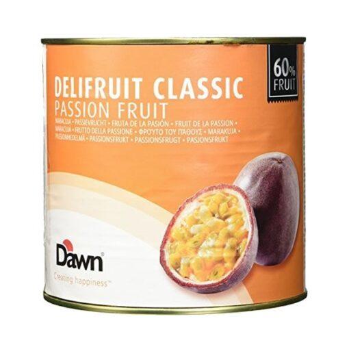 DELIFRUIT - Umplutura FRUCTUL PASIUNII - 60 % frcut - 2,7kg - Dawn