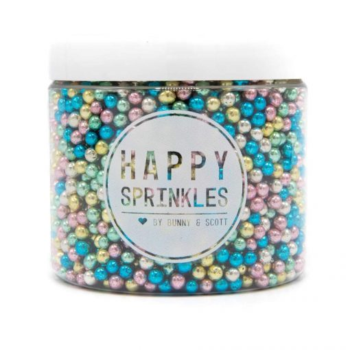 Metallic Explosion -100 g - Happy Sprinkles