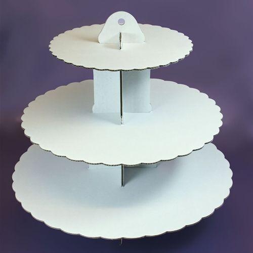 Suport stativ pentru tort- 3 nivele-Culpitt