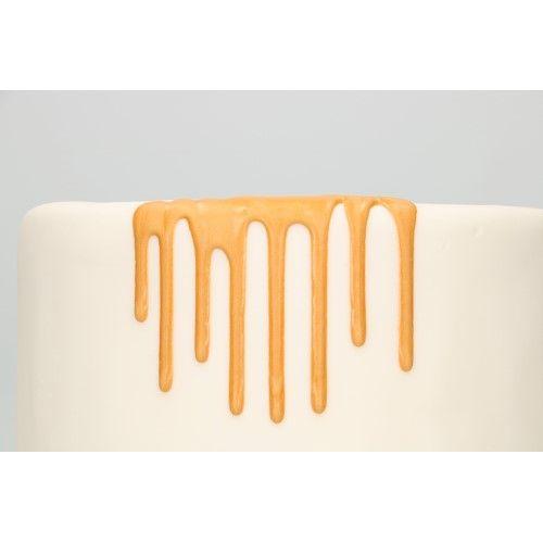 Glazura de ciocolata -CHOCO DRIP GOLD-180 gr-Funcakes