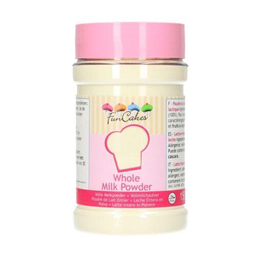 Lapte praf integral-150 gr-Funcakes