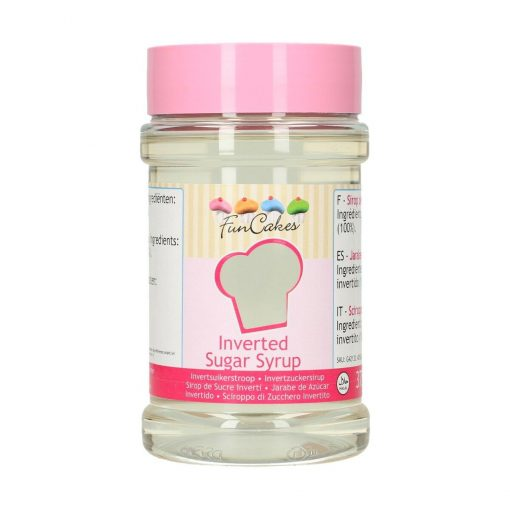 Zahar Invertit-sirop din glucoză și fructoză-375 g-Funcakes