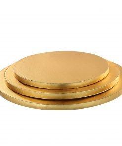 Cake Drum Rezistent Auriu - 1,5 CM grosime - Anyta Cooking