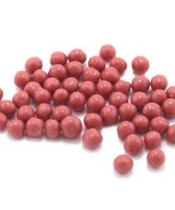 Perle mici, strălucitoare în ciocolată Ruby - 800g - Callebaut
