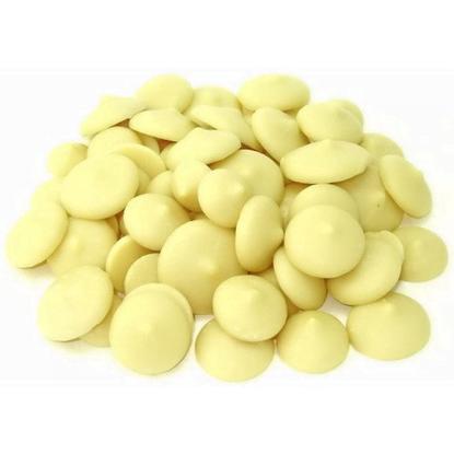 Ciocolată albă – cacao 28% – 2,5kg - SICAO-BARRY CALLEBAUT®