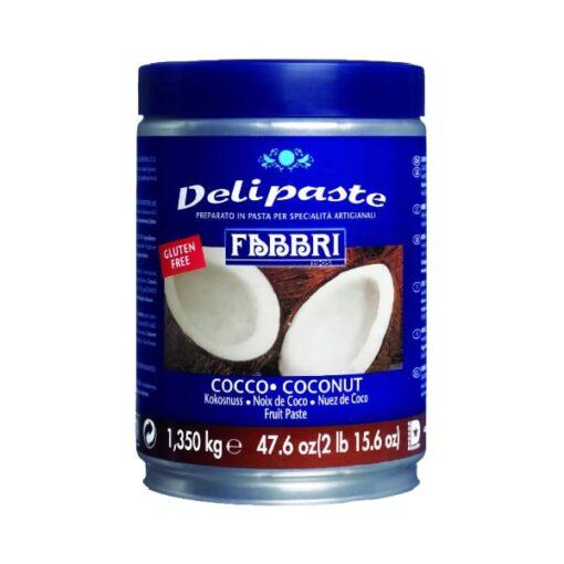 Pastă concentrată aromatizantă-Delipaste-COCOS -1.35 kg - FABBRI