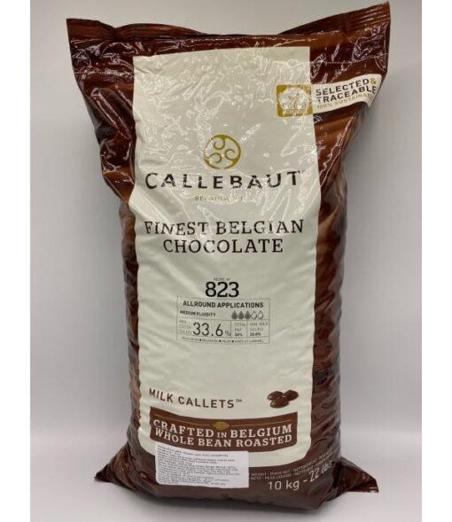 Ciocolată cu Lapte -10 KG - 33,6% Cacao - Callebaut®