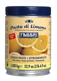 Pastă concentrată aromatizantă-Delipaste-LAMAIE-1.5 kg-FABBRI