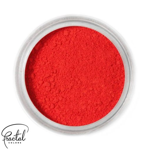 Colorant pudra-FUNDUSTIC CHERRY RED-10 ml -Fractal