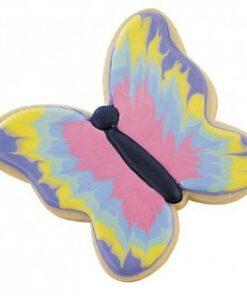 Decupator Inox- Fluture - 10 x 4.5 x H 3.5 cm -Wilton