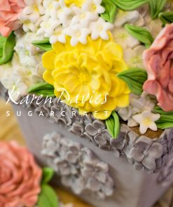 Mulaj din silicon pentru decor - FILLER FLOWERS-Karen Davies