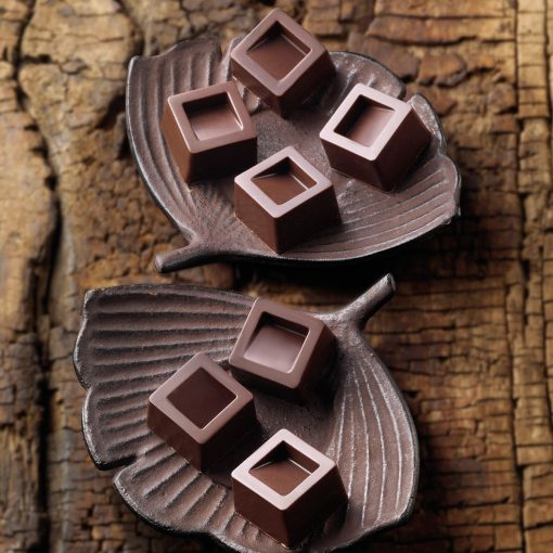 Froma de silicon - Chocolate Mould Cubo -2,6 x 2,6 x 1,8 cm - Silikomart