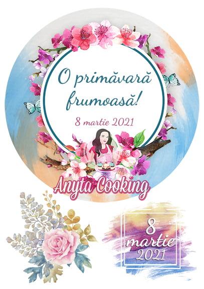 Imagine Comestibila - Primavara Frumoasa - Anyta Cooking